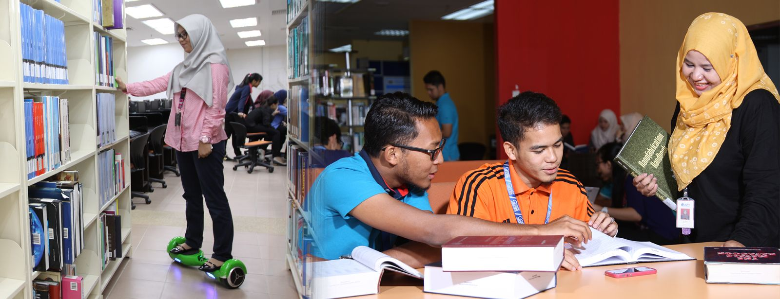 Active & Innovative Learning Environment